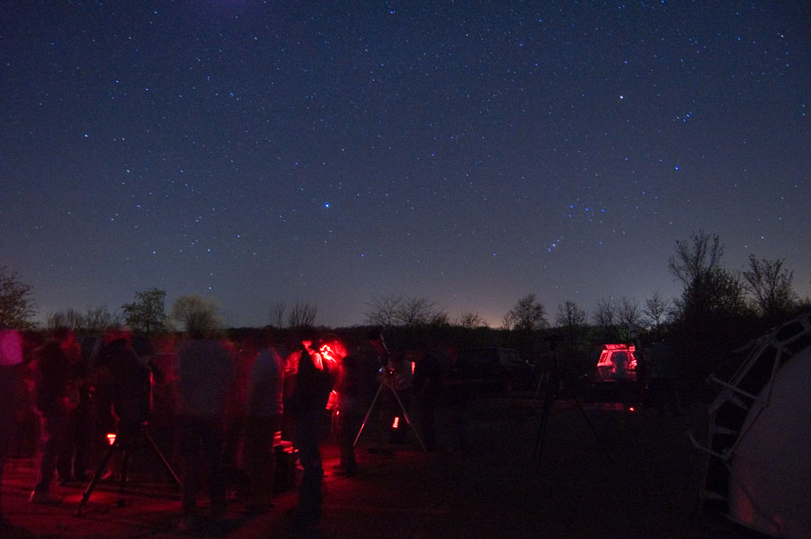Peoria Astronomical Society - Club Activities
